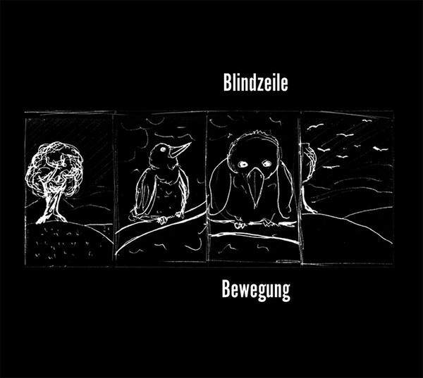BLINDZEILE - Bewegung